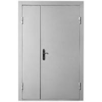 Дверь противопожарная двупольная ДПМ-1.5 EI60