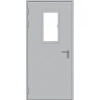 Дверь противопожарная остекленная ДПМО-1 EI60